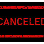 Library Programs Canceled banner