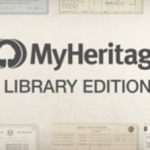 MyHeritage Library Edition banner