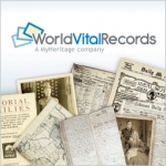 World Vital Records banner