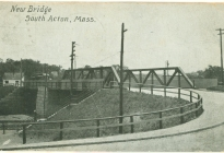 New Bridge, South Acton (card postmarked 1908) (AML archives 74.16.1d)