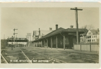 South Acton Train Station (AML archives 74.16.1f)