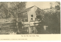 Saw mill, Concord Road, East Acton (AML archives 77.16.1)