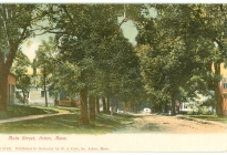 Main Street, Acton (AML archives 77.16.4)