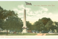 Isaac Davis Monument, Acton Center (AML archives 77.16.5)