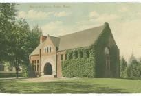 Acton Memorial Library (AML archives 74.16.7)