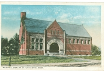 Acton Memorial Library (AML archives 77.16.9a)