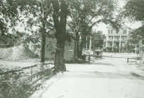 View toward Exchange Hall, South Acton (AML archives 87.14.2)