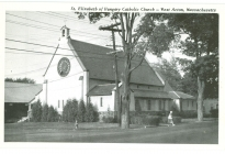 St. Elizabeth of Hungary Catholic Church (AML archives 87.4.16)