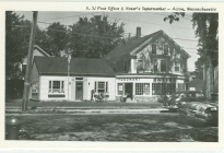 U.S. Post Office & Notar's Supermarket (Acton Center Store) (AML archives 87.4.7)