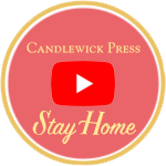 Stay Home with Candlewick Press logo