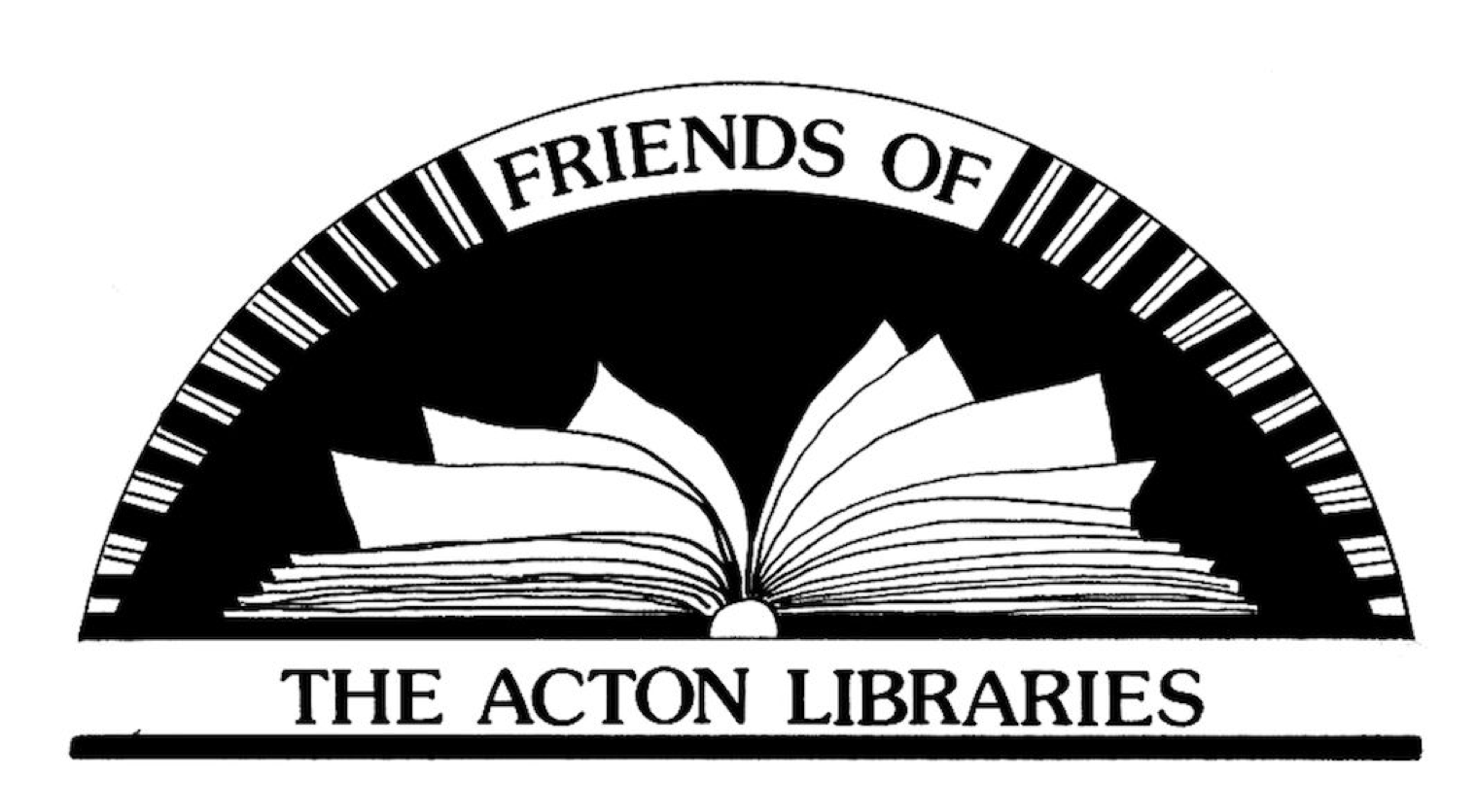 Friends of the Acton Libraries logo