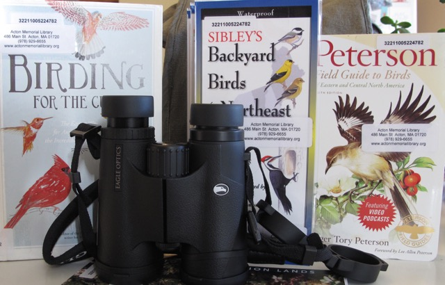 Photo of one of the new Birding Kits