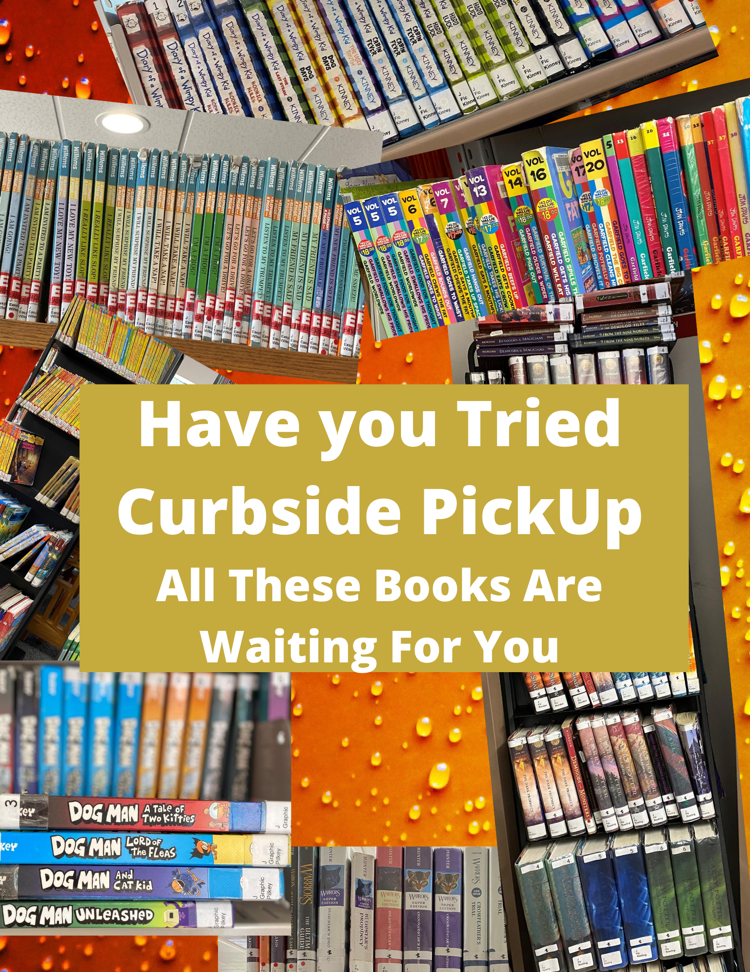 Curbside Pickup more information in text to the right