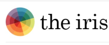 The Iris from the Getty logo