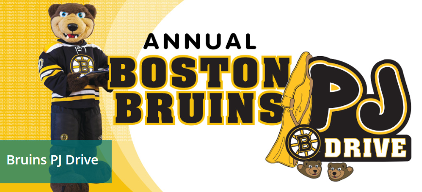 Bruins PJ Drive logo from the MBLC
