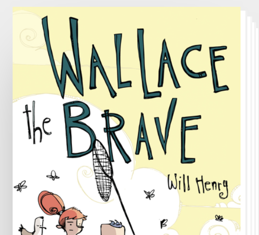Wallace the Brave cover art