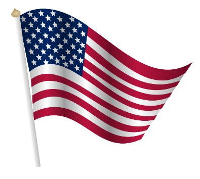 image of the United States flag